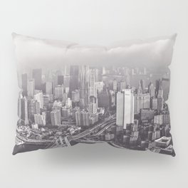 New Vintage City Pillow Sham