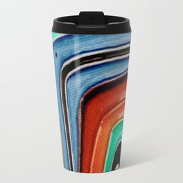 The Kandinsky's Chubby Bird 1 Travel Mug