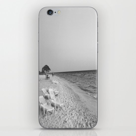 ocean 2 iPhone & iPod Skin