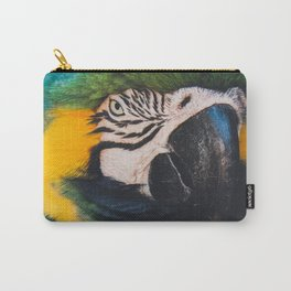 Macaw Carry-All Pouch
