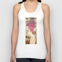 spirit Tank Tops featuring Spirit by Kimball Gray