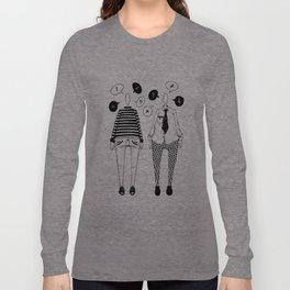 Little Talks Long Sleeve T-shirt