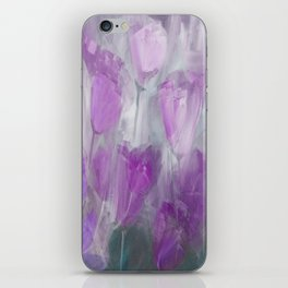 Shades of Lilac iPhone Skin