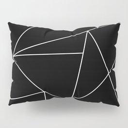 Invert origami Pillow Sham
