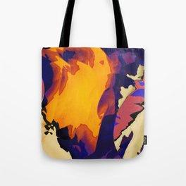 Morning Purple Tote Bag