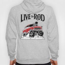 1955 CHEVY CLASSIC HOT ROD Hoody