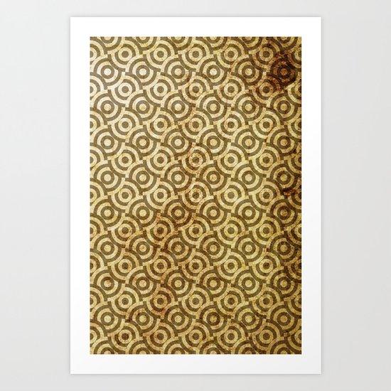 Focas Art Print