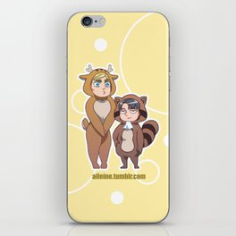 In all the universes iPhone Skin