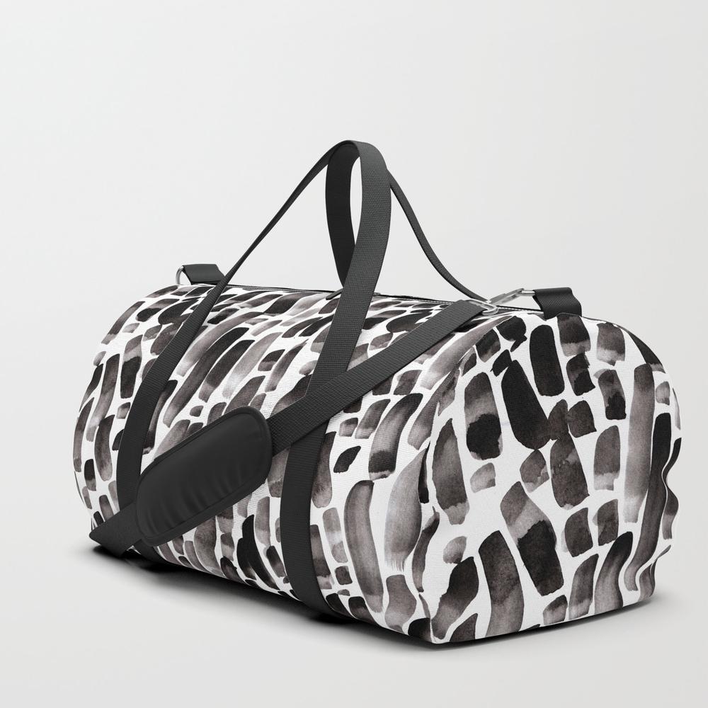 Ink Dance Duffle Bag by Budikwan DFL3078138