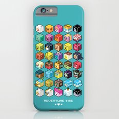 A.T. Cubies (40 CHARACTERS) Slim Case iPhone 6s