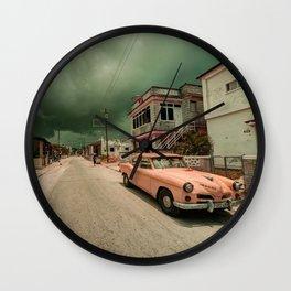 Studebaker Storm Wall Clock
