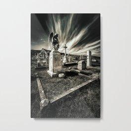 Great Orme Graveyard Metal Print