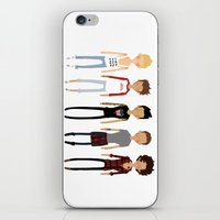 cargline iPhone & iPod Skins featuring Simplicity by cargline