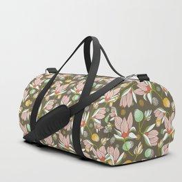 Magnolia Blossom Duffle Bag