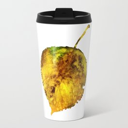 Aspen Leaf 1 Travel Mug