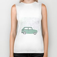 indie Biker Tanks featuring Indie by Tuylek