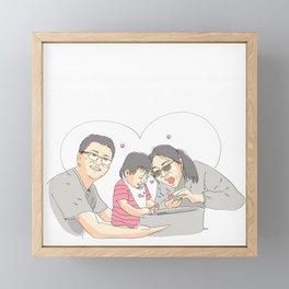 TeQi Framed Mini Art Print