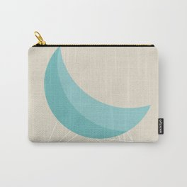Light blue Coconut Chair by George Nelson Carry-All Pouch