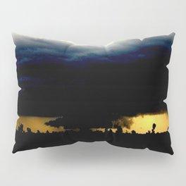 Wall Cloud Pillow Sham
