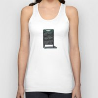 madrid Tank Tops featuring Madrid by qteln