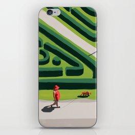 Maze iPhone Skin