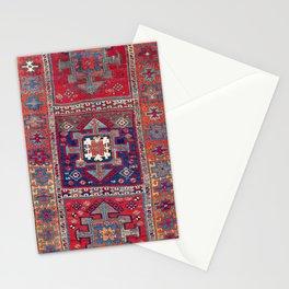 Kurdish Malatya East Anatolian Rug Print Stationery Cards