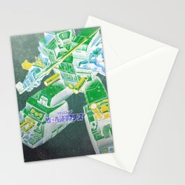 The Headmasters / Fortress Maximus Stationery Cards