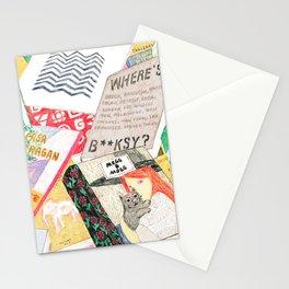 más libros Stationery Cards