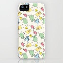 Katjas Kreaturen iPhone Case