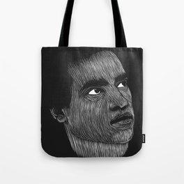 Huey P Newton Tote Bag