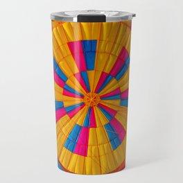 Hot Air Balloon (Color) Travel Mug