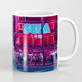 Evening sights of Akihabara Coffee Mug