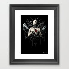 Meccanic beat Framed Art Print