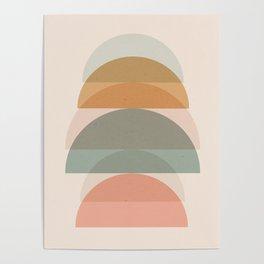 Geometric 01 Poster