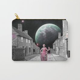 Planet Sometimes Carry-All Pouch