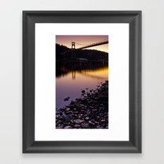 Willamette Framed Art Print