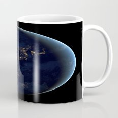 Asia at Night Mug