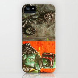 """"""" He's no good to me dead."""" iPhone Case"""