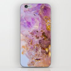 Amethyst Incrustrations iPhone & iPod Skin