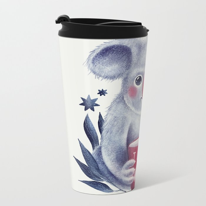 I♥Australia Metal Travel Mug