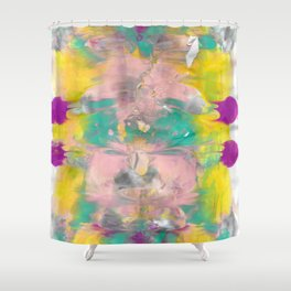 Fluent Acrylic Shower Curtain