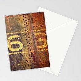1966 Stationery Cards