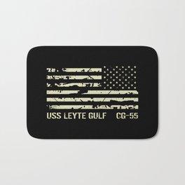USS Leyte Gulf Bath Mat