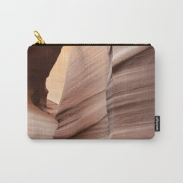 Movement in Lower Antelope Canyon Carry-All Pouch
