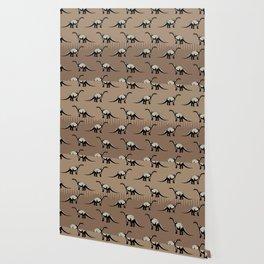 ChocoPaleo: Brontosaurus Wallpaper