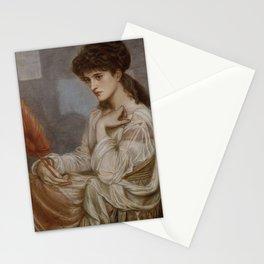 Dante Gabriel Rossetti - Maria Zambaco Stationery Cards