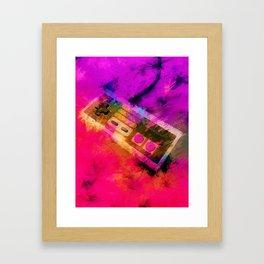 Power Up2! Framed Art Print