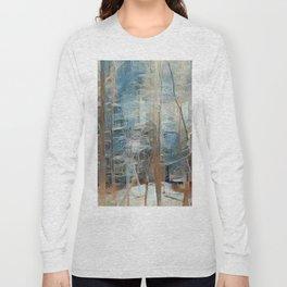 """Ice Storm"" Long Sleeve T-shirt"