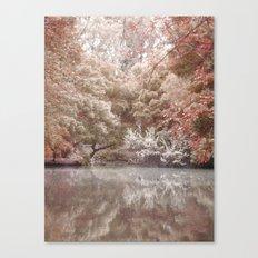 Frozen Canvas Print