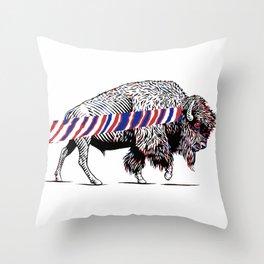 SHOW YOUR STRIPES Throw Pillow